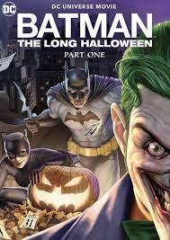 Người Dơi: Halloween dài, Phần Một