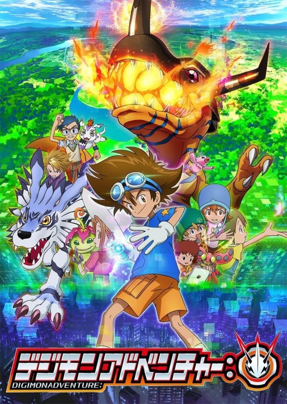 Cuộc Phiêu Lưu Của Những Con Thú Digimon