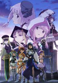 Magia Record: Ma Pháp Thiếu Nữ Makoda ☆ Magica Gaiden Phần 2